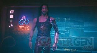 Cyberpunk 2077 mod Johnny Silverhand sexe