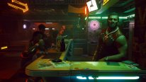 Cyberpunk 2077 Night City Wire Bar Intro