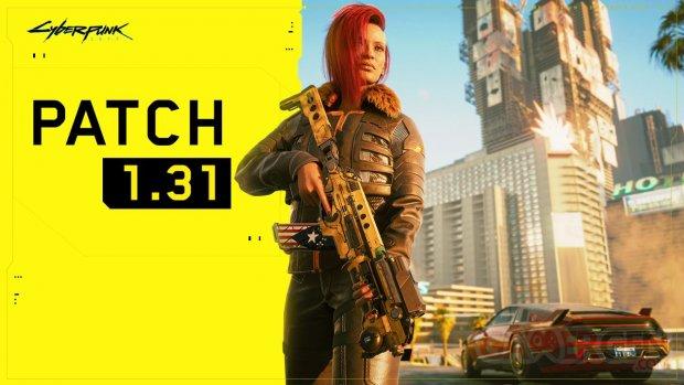 Cyberpunk 2077 patch 1 31