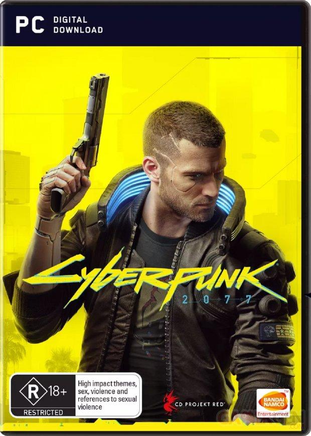 Cyberpunk 2077 PC Boîte Australie