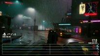 Cyberpunk 2077 PS4 Digital Foundry framerate 1