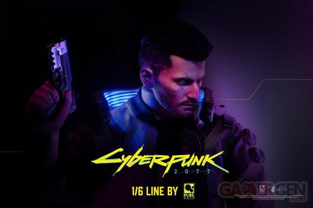 Cyberpunk 2077 Pure Arts Figurine Articulée 001