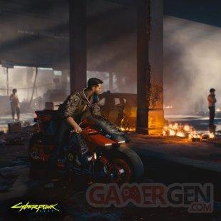 Cyberpunk 2077 RTX gamescom 2019 01