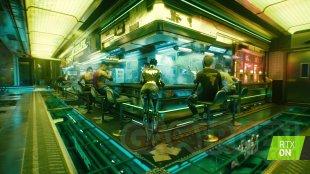 Cyberpunk 2077 RTX ON NVIDIA 30 Ampere (4)