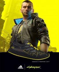 Cyberpunk 2077 X Adidas 2