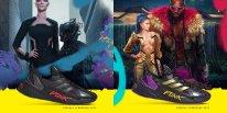 Cyberpunk 2077 X Adidas 3