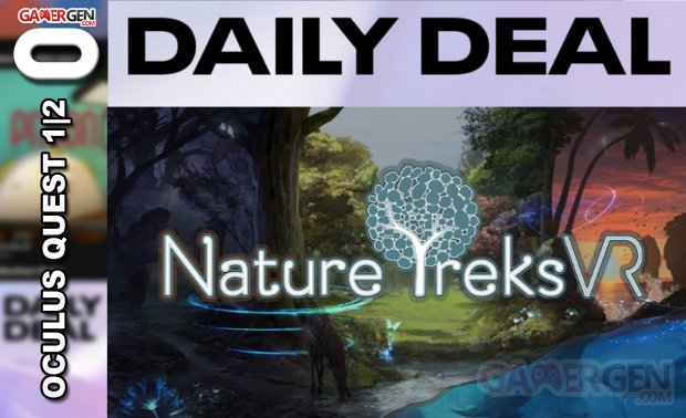 Daily Deal Oculus Quest 2021 03 20
