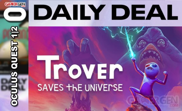 Daily Deal Oculus Quest 2021 03 28 Trover