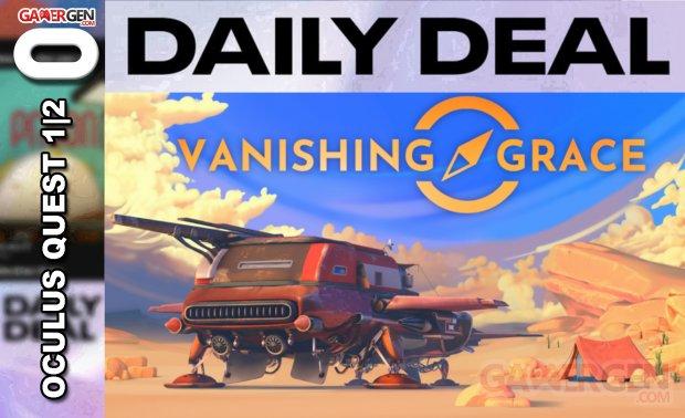 Daily Deal Oculus Quest 2021.05.03   Vanishing Grace