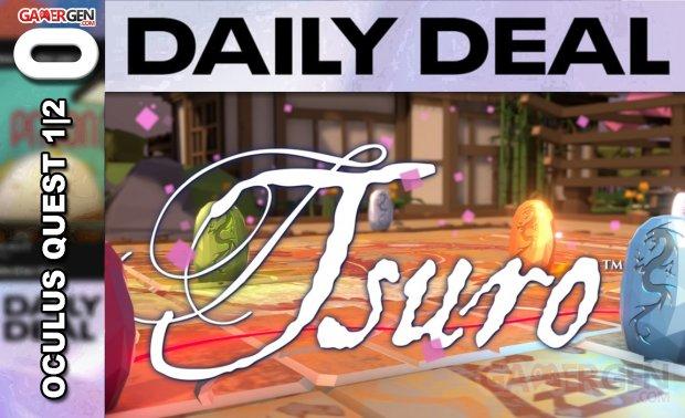 Daily Deal Oculus Quest 2021.05.08   Tsuro le jeu du sentier