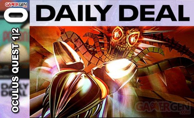 Daily Deal Oculus Quest 2021.05.12   Thumper