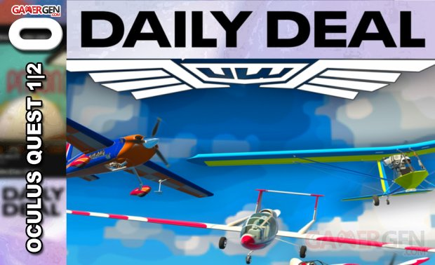 Daily Deal Oculus Quest 2021.05.16   Ultrawings