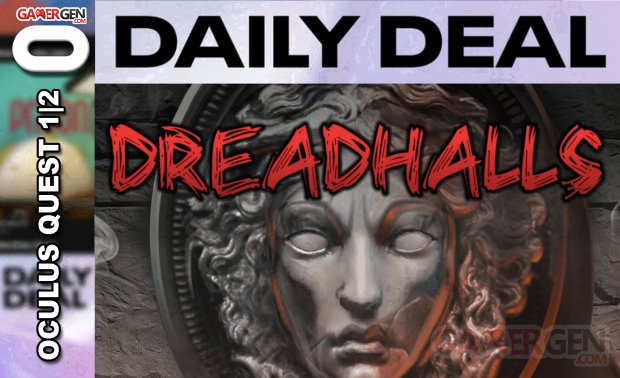 Daily Deal Oculus Quest 2021.05.20   Dreadhalls
