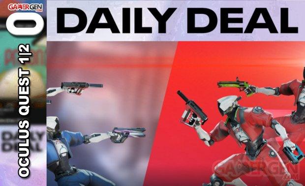 Daily Deal Oculus Quest 2021.06.01   Hyper Dash