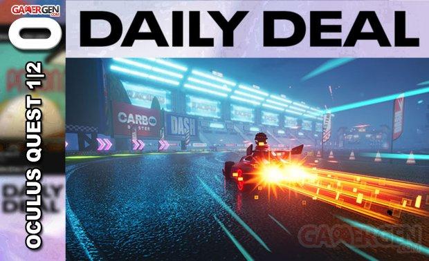 Daily Deal Oculus Quest 2021.06.09    Dash Dash World