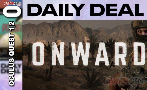 Daily Deal Oculus Quest 2021.06.22   Onward