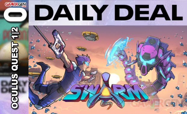 Daily Deal Oculus Quest 2021.07.04   Swarm