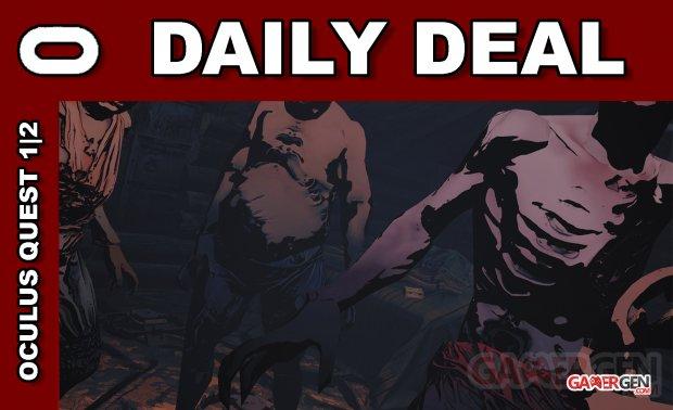 Daily Deal Oculus Quest 2021.08.15   Lies beneath