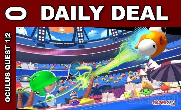 Daily Deal Oculus Quest 2021.08.30   Sports Scramble