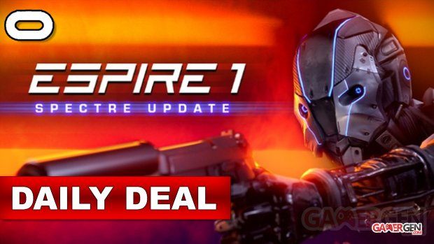 Daily Deal Oculus Quest 2021.09.07   Espire 1 VR Operative