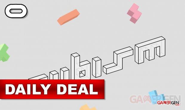 Daily Deal Oculus Quest 2021.09.11   Cubism