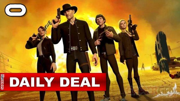 Daily Deal Oculus Quest 2021.09.25   Zombieland Headshot Fever