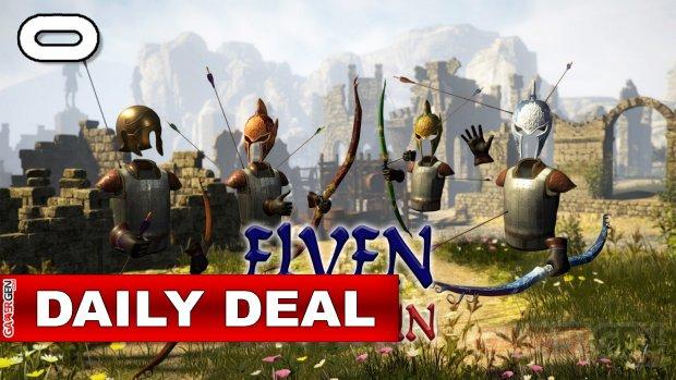 Daily Deal Oculus Quest 2021.09.27   Elven Assassin