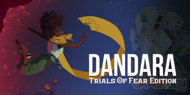 Dandara Trials of Fear Edition key art
