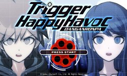 Danganronpa Trigger Happy Havoc Steam
