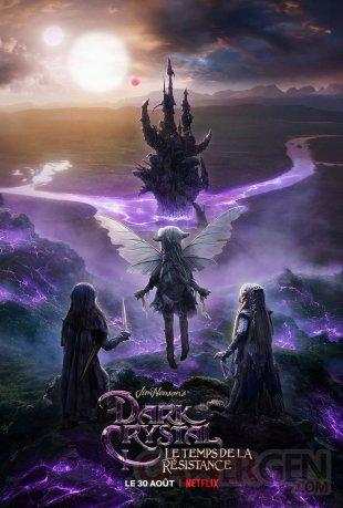 Dark Crystal Le Temps de la Résistance affiche 20 07 2019