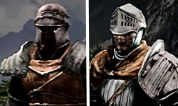 Dark Souls Remastered images comparaisons 1