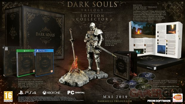 Dark Souls Trilogy Collector