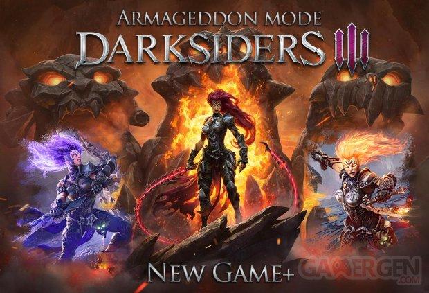 Darksiders III Armageddon Mode 11 04 2019