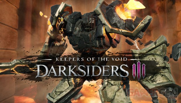 Darksiders III Keepers of the Void 16 07 2019