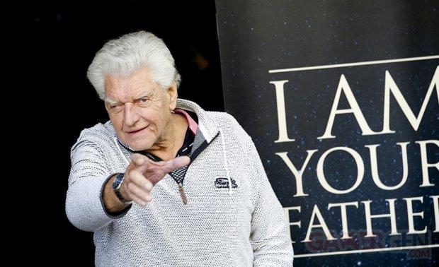 David Dave Prowse Star Wars Dark Vador