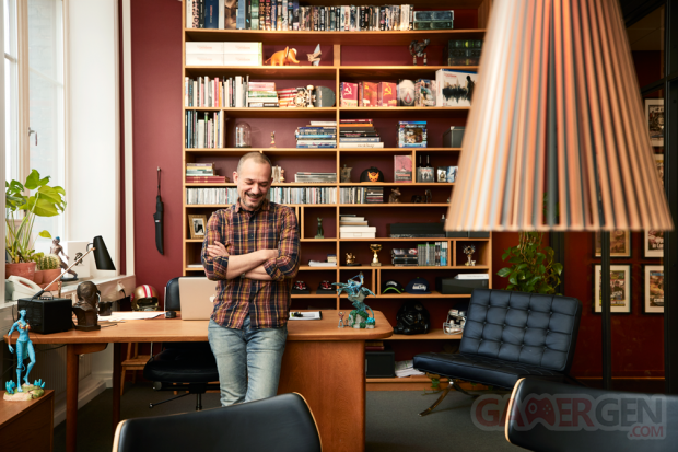 david polfeldt managing director Massive Entertainment