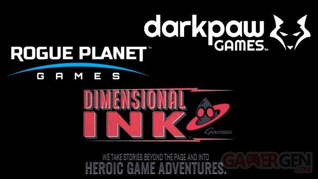 Daybreak Rogue Planet Darkpaw Dimensional Ink