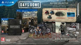 Days Gone édition collector
