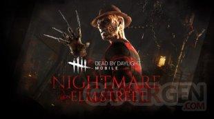 Dead by Daylight Mobile Freddy Krueger