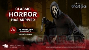 Dead by Daylight Mobile Ghost Face Scream Nashville costumes (1)