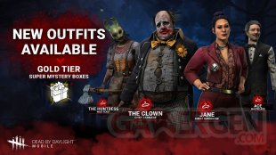 Dead by Daylight Mobile Ghost Face Scream Nashville costumes (2)