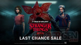 Dead by Daylight Stranger Things Boutique Retrait Soldes 2