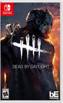 Dead by Daylight  switch jaquette
