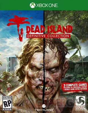 Dead Island Definitive Collection jaquette couverture cover ps4 xbox one (1)
