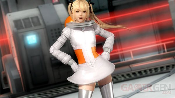 Dead or Alive 5 Last Round Core Fighters Marie Rose Opoona