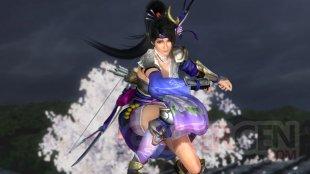 Dead or Alive 5 Last Round X Samurai Warriors (29)
