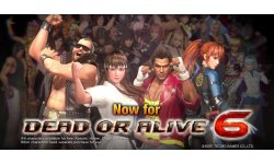 DEAD OR ALIVE 6 Core Fighters   Launch Trailer