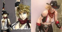 Dead or Alive Last Round costumes fans 17
