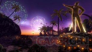 Dead or Alive V Last Round 11 08 2015 Fireworks screenshot 2
