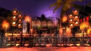 Dead or Alive V Last Round 11 08 2015 Fireworks screenshot 4